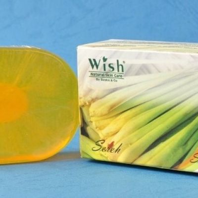 Transparent Soap Lemon Grass Soap / Sereh 1 lemon_277b9_2531_140